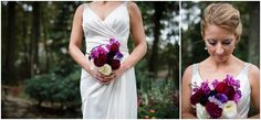 Flowers: Posy.  Photography: Photography By Lyndsey.  mansion at maple heights wedding