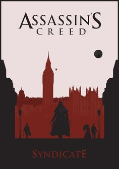 Assassin's Creed: Syndicate by LandLCreations