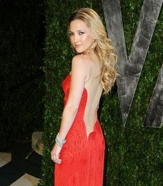 Kate Hudson's Vanity Fair Oscar Party hair! Read for a how-to with celebrity stylist David Babaii