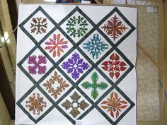 tropical quilts   Sue Lamkey - Art Gallery, quilting, quilting, quilting, California