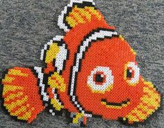 Nemo bead perler