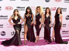 Fifth Harmony from Billboard Music Awards 2016 Red Carpet Arrivals  These girls know how to work, work, work!