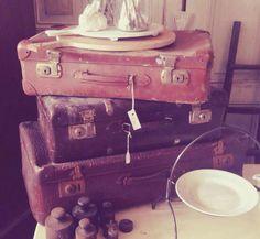 Koffers van Deksels.
