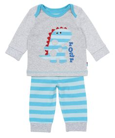 Mothercare Baby Boys Star Fluffy Onesie Pyjama Sets