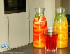 Rezepte für zwei unglaublich leckere, günstige und gesunde Sommergetränke! Erfrischend und kalorienarm! Ruck zuck zubereitet und unfassbar lecker!