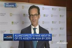 Allianz targets 5% of assets in Asia by 2019