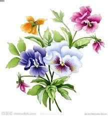 手绘 花卉 - Pesquisa Google