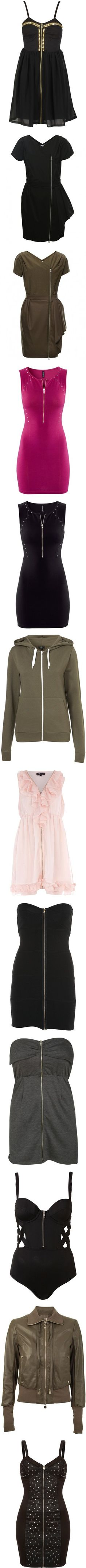 """zipped 6"" by melodynov3rd ❤ liked on Polyvore"