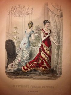 Illustrirte Frauen Zeitung 1878