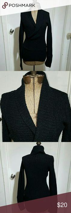 Charlotte Russe black cowl neck sweater Charlotte Russe black cowl neck sweater Charlotte Russe Sweaters Cowl & Turtlenecks