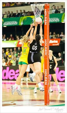 Netball: Australia vs. NZ
