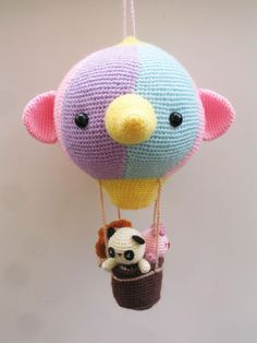 #amigurumi #crochet #love