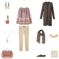 Lust auf Herbsttöne http://www.3compliments.de/outfit?id=129585812