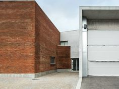 the Pure perfection of Alvaro Siza. Renovation project of the 'Fire Station in Santo Tirso'