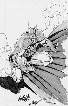 Rob Liefeld Batman