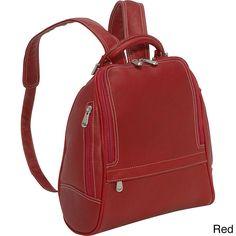 LeDonne U-Zip Mid Size Women's Backpack