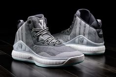 John Wall looks to outshine the opposition with the latest colorway of his signature shoe, the adida...