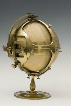 Selenographia Moon Globe (John Russell, London, 1797)