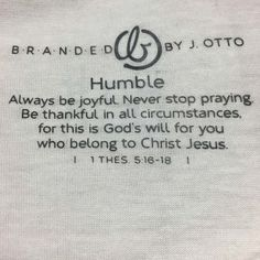 Branded by J. Otto carries custom casual clothes with a message tucked inside.