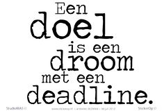 Image result for tekst doel