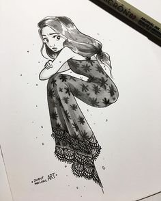 #inktober day 30! Only one day left! I can't believe i've been able to complete it all