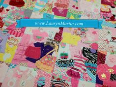 Custom made Memory Quilt / 1st Year Quilt  by LM