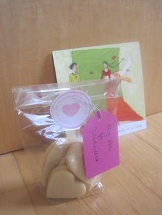 Herzchen-Kekse für Frischverliebte #herz #silkeskoestlichkeiten