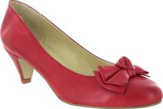 Natalie?? Marta Jonsson 2234 - Red Leather - Shoebuy.com