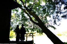 金鱗湖のほとりにて @天祖神社 由布院 - ○○しゃしんのじかん http://blog.goo.ne.jp/moriken_photo/