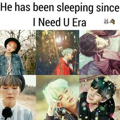 Suga, you're beautiful when you sleep...