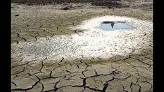 Escasez de agua.