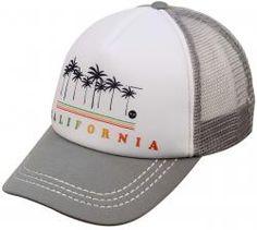 Roxy Truckin Hat - Cool Grey