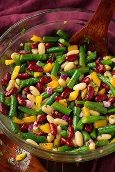 Three Bean Salad - Pulse Pledge