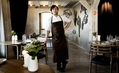Eat at Noma's- Voted the best  world's restaurant!