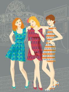 Daly Threedresses - Mona Daly - Workbook.com