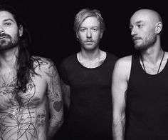 Getting to see my all time favourite band Biffy Clyro in Frankfurt this November 8th.