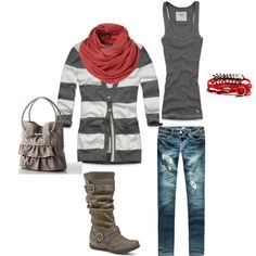 What I'd like to wear today!