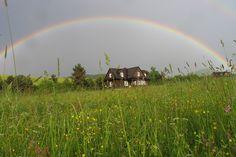 Dom na Łąkach