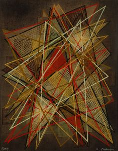 Oskar Fischinger, Criss-Cross, 1939