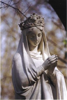 Holding the Immaculate Concept. Blessed Mother Mary, Divine Mother, Blessed Virgin Mary, Catholic Art, Catholic Saints, Religious Art, Statues, Immaculée Conception, Hail Holy Queen