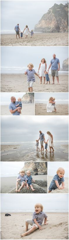 Oregon Family Photographer | Cannon Beach Photo Session | Meghan Doll Photography | Destination Photographer | Oregon Coast