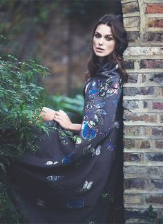 Keira Knightley Poses for the Edit - http://designyoutrust.com/2014/10/keira-knightley-poses-for-the-edit/