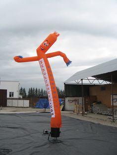 Werbe-Skydancer