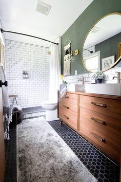 15 Best Black Bathroom Floor Images Tiles Bathroom Home Decor