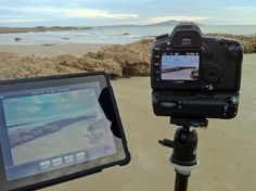 Wireless tethering to iPad w/ WFT-E4 II