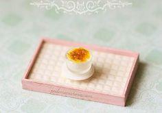 Miniature Creme Brulee Experimentation | Miniature Patisserie Chef | Bloglovin'
