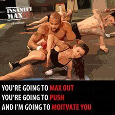 Motivate You #Max30 Insanity Workout Motivation, Fitness Motivation, Change Email, Motivate Yourself, Youtube, Fit Motivation, Youtubers, Youtube Movies, Exercise Motivation