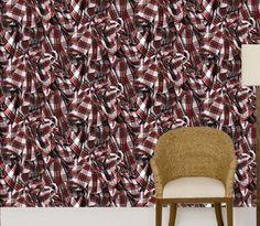 Vivienne Westwood Trompe L'Oeil Drape Wallpaper