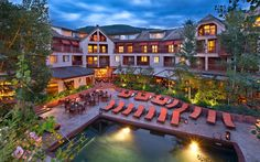 No. 27 The Little Nell, Aspen, Colorado - World's Top 50 Hotels | Travel + Leisure