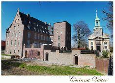 Schloss Diersfordt Wesel Germany | Hochzeitsfotograf | Wedding Location